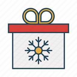 birthday, gift, holiday, party, surprise icon