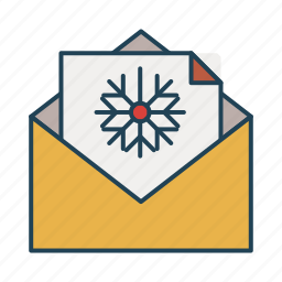 email, gift, invitation, invite, mail icon