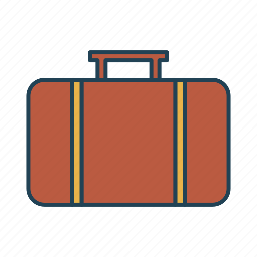 bag, business, shopping bag, suitcase, travelling bag icon
