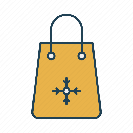 bag, gift, sell, shop, shopping bag icon