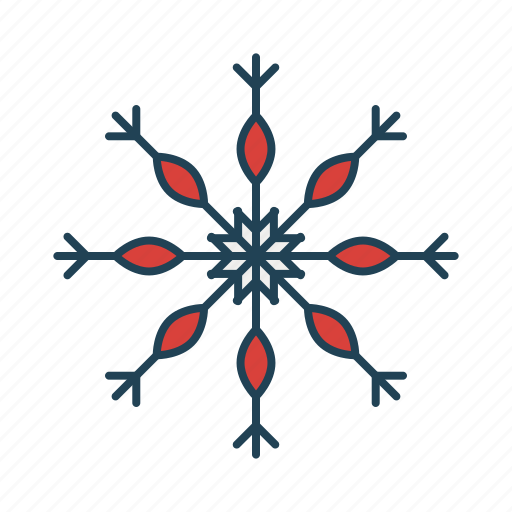 Cold, nature, snow, snowflake, weather icon - Download on Iconfinder
