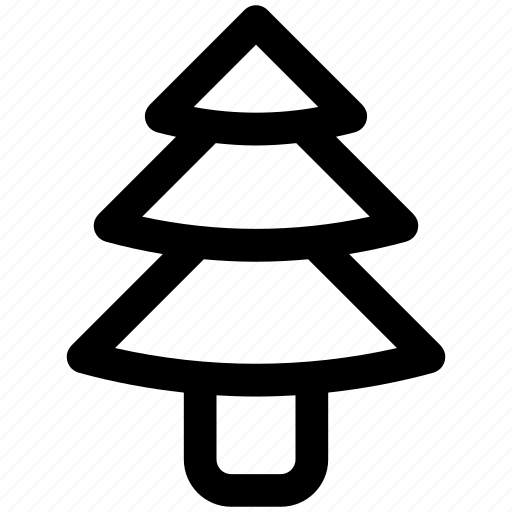 christmas, christmas tree, tree icon