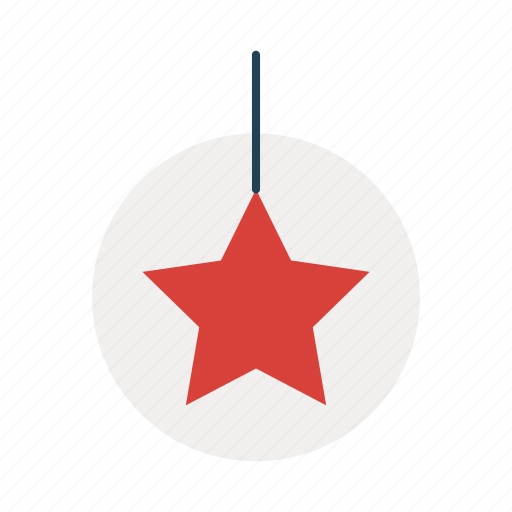 bauble, celebration, decoration, gift, ornament, party icon