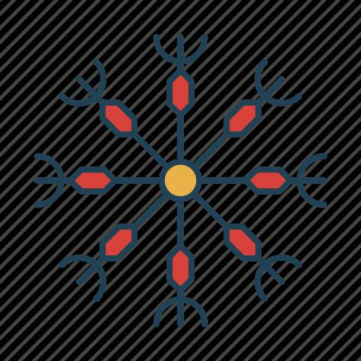ice, snow, snowflake, weather, winter icon