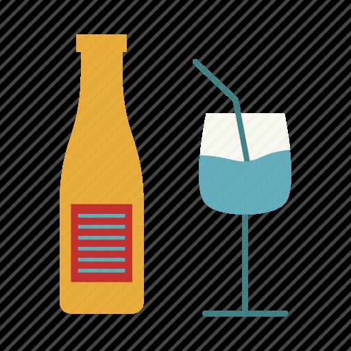beverage, celebration, drink, food, glass, healthy icon