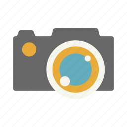 camera, gallery, photography, picture, snap icon
