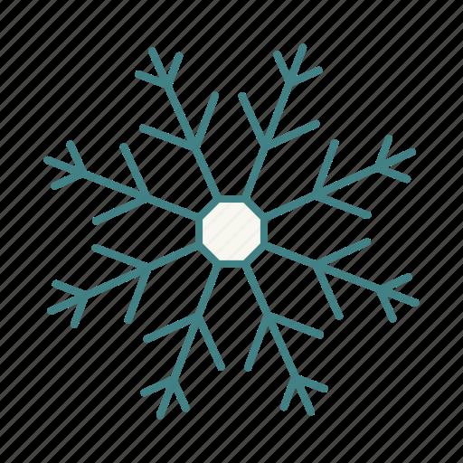 cold, ice, snow, snow flake, winter icon