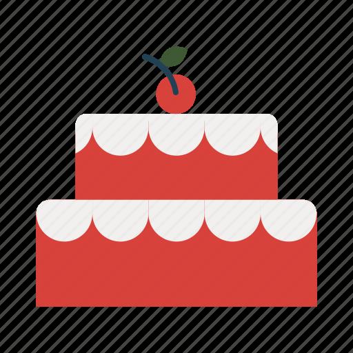 bakery, birthday cake, cake, chocolate, cupcake, dessert, sweet icon