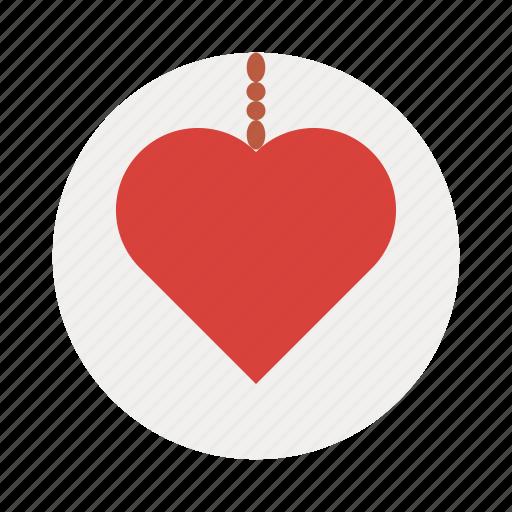 christmas, gift, heart, holiday, love, romance, xmas icon