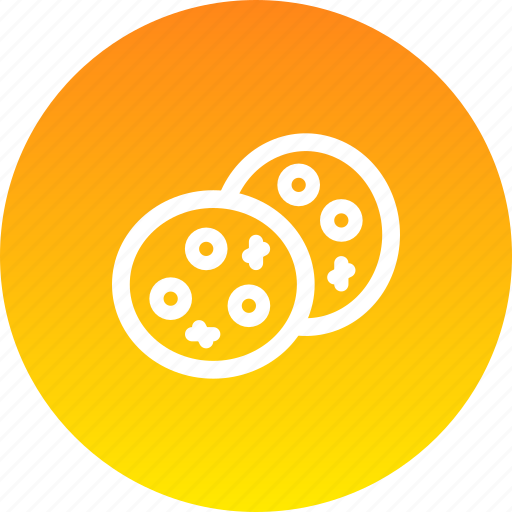 bake, chip, chocolate, christmas, cookie, cookies, new year icon