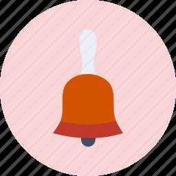 bell, christmas, jingle, procession icon