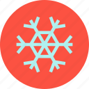 christmas, new, snow, snowflake, winter, xmas, year icon
