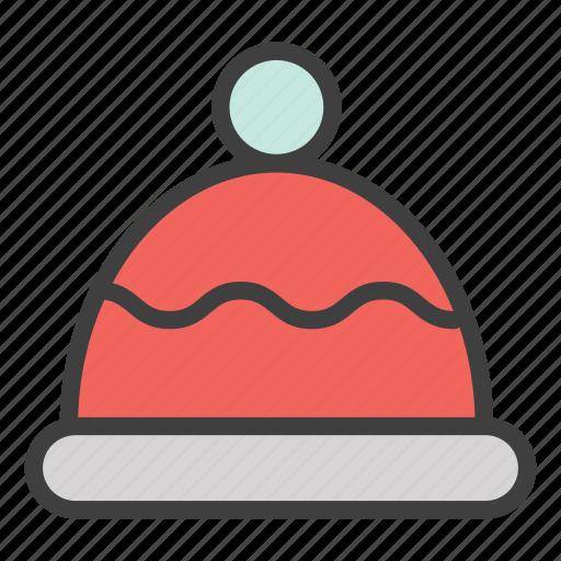 hat, winter, winter hat icon