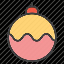 ball, decoration, decoration ball icon