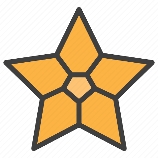 decoration, favourite, rating, star icon