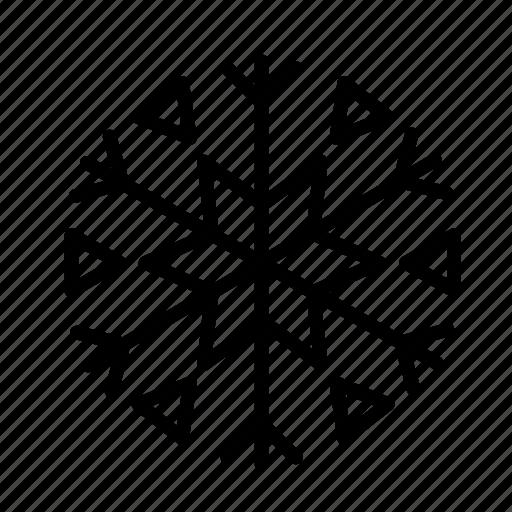 christmas, flake1, party, snow, winter icon