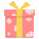 box, celebration, christmas, decoration, gift, santa, xmas icon