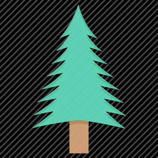 celebration, christmas, decoration, forest, holiday, tree, xmas icon