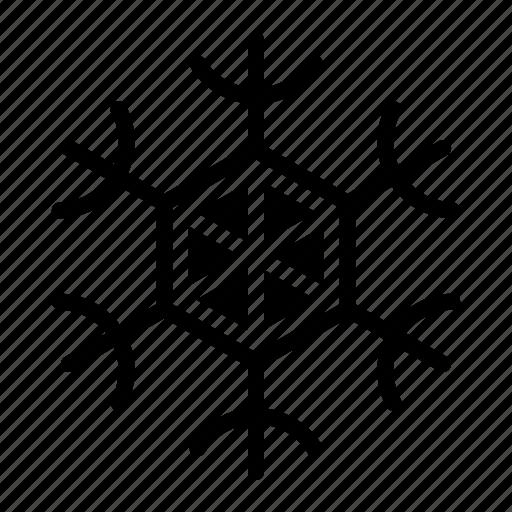 christmas, crystal, snow, snowflake, xmas icon