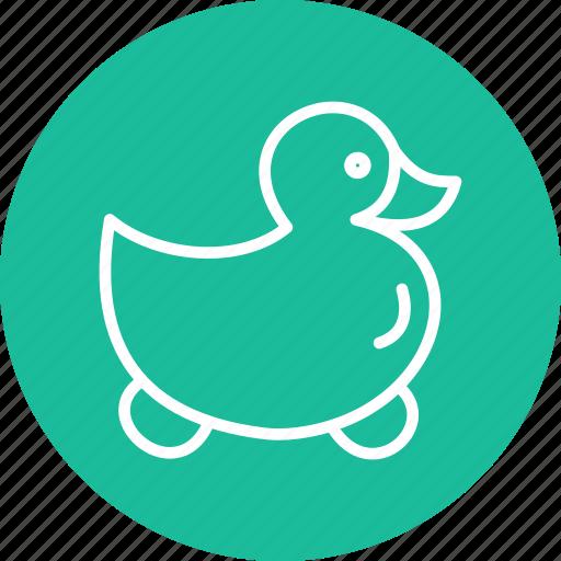 celebration, christmas, duck, festival icon