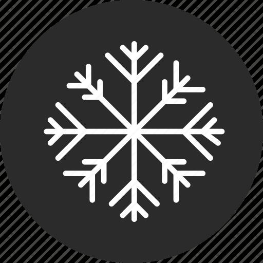 celebration, christmas, festival, snoeflake icon