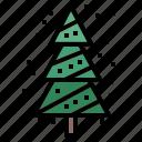 christmas, tree, celebration, decoration, snow, winter, xmas