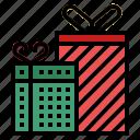 birthday, box, celebration, christmas, gift, gift box, xmas icon