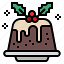 pudding, cake, dessert, xmas, christmas, sweet