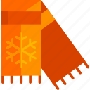 scarf, christmas, holiday, new year, winter, xmas