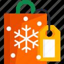 bag, shopping, christmas, holiday, new year, winter, xmas