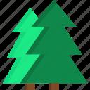 christmas, holiday, new year, pine, winter, xmas icon