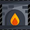 chimney, christmas, holiday, new year, winter, xmas icon
