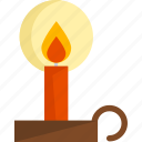 candle, christmas, holiday, new year, winter, xmas icon