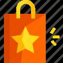 bag, christmas, holiday, new year, shopping, winter, xmas icon