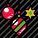 decoration, giftbox, ornaments, presents, xmas