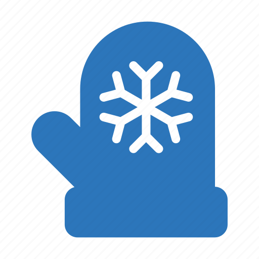 Christmas, gloves, mitten, snowflake, winter icon - Download on Iconfinder