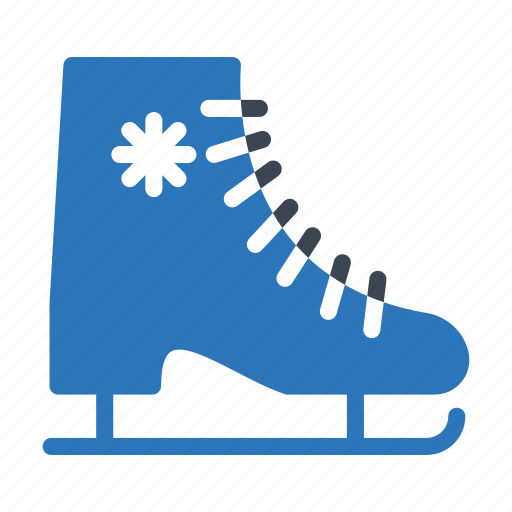 Christmas, footwear, shoe, skating, winter icon - Download on Iconfinder