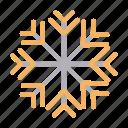 christmas, cold, flake, ice, snow