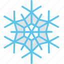 snowflake, snowy, winter, frost, cold, snow, weather icon
