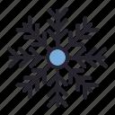 christmas, holiday, snow, winter icon