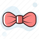 bow, packing, ribbon icon
