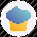 cake, christmas, cupcake, muffin, sweet