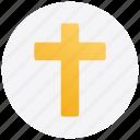 christian, christmas, cross sign, religion