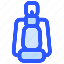 camp, lamp, lantern, light, oil icon
