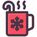 beverage, candy, chocolate, hot, mug icon