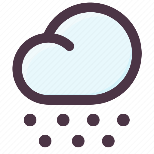 Cloud, season, snow, weather, winter icon - Download on Iconfinder