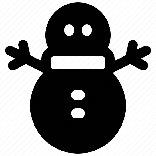 child, christmas, holiday, snowman, winter icon