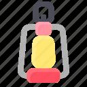 camp, lamp, lantern, light, oil