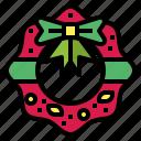 celebration, christmas, decoration, wreath