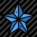favorite, shape, signs, star